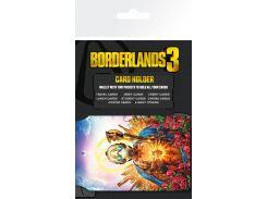 Кошелек GB eye Borderlands 3 - Key Art Card Holder (CH0501)