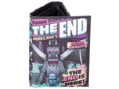 Кошелек JINX Minecraft - Tales from the End Tri Fold Wallet
