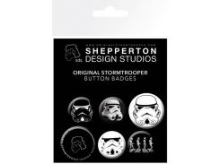 Значок GB eye Badge Pack: Original Stormtrooper (BP0789)