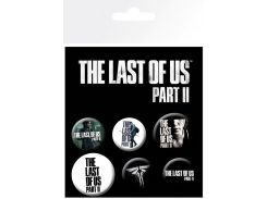 Значок GB eye Badge Pack: The Last of Us Part 2 Ellie (BP0790)