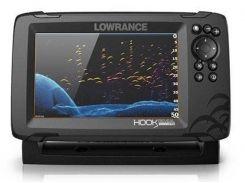 Эхолот Lowrance Hook REVEAL 7 83/200 (000-15518-001)