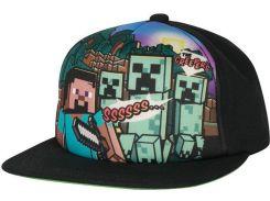 Кепка JINX Minecraft - Steve Overworld Youth