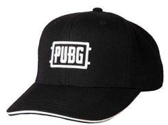 Кепка JINX PUBG - Logo Black