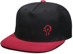 Кепка JINX World of Warcraft - Team Horde, Black/Red