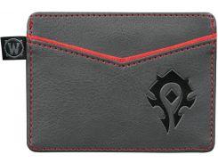 Кошелек JINX World of Warcraft Horde Travel Card Wallet