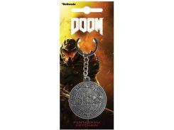 Брелок Gaya Doom Keychain - Pentagram (GE3370)
