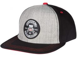 Кепка JINX Minecraft - Spider Jockey Snap Back Black/Grey
