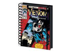 Блокнот Pyramid International Venom: Lethal Protection