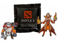Значок Valve Dota 2 Blindbox Collectible Pins