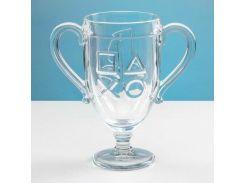 Чашка Paladone Playstation - Trophy Glass (PP4827PS)