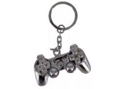 Брелок Paladone Playstation 3D - Metal Keyring