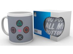 Чашка GB eye Playstation - Push My Buttons (MG3003)