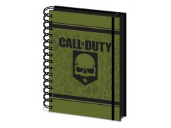 Блокнот Pyramid International Call of Duty - Skull Notebook