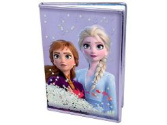 Блокнот Pyramid International Frozen 2 - Snow Sparkles Confetti Notebook