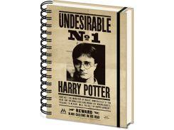 Блокнот Pyramid International Harry Potter - Sirius & Harry 3D Cover Notebook