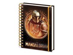 Блокнот Pyramid International Star Wars: The Mandalorian - Bounty Hunter Notebook