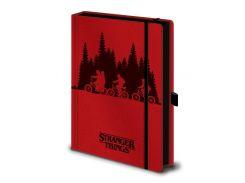 Блокнот Pyramid International Stranger Things - Upside Down Premium Notebook