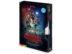 Блокнот Pyramid International Stranger Things - VHS Premium Notebook
