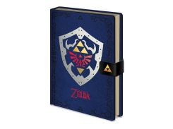 Блокнот Pyramid International The Legend Of Zelda - Hylian Shield Premium Notebook