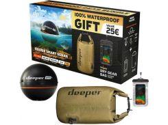 Cмарт-эхолот DEEPER PRO+ WiFi+GPS Summer Bundle (ITGAM0632)