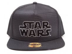 Кепка Difuzed Star Wars - Metal Logo Snapback
