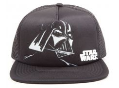 Кепка Difuzed Star Wars - Darth Vader Trucker Snapback