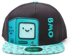 Кепка Difuzed Adventure Time - BMO Snapback With Embroidery And Printed Bill