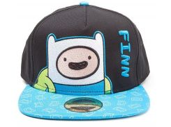 Кепка Difuzed Adventure Time - Finn Snapback with Printed Bill