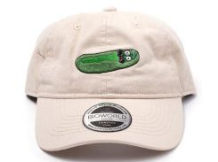 Кепка Difuzed Rick and Morty - Pickle Rick Dad Cap