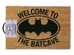 Напольный коврик Pyramid International Batman Doormat - Welcome to The Batcave