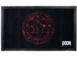 Напольный коврик Gaya Doom Doormat - Pentagram