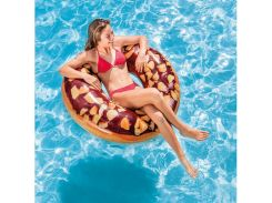 Надувной круг Шоколадный пончик Intex 56262