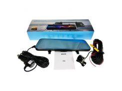 """10"""" Зеркало регистратор Car DVR H10 1080P + камера заднего вида"""