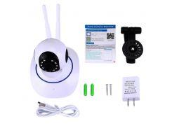 IP камера V380-Q5T Wi-Fi 360 градусов