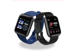 Спортивные фитнесс-часы, смарт часы  Smart 116 Plus