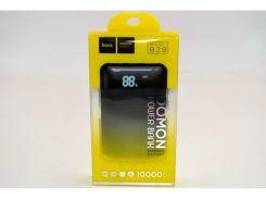 Внешний аккумулятор HOCO B29 Domon (10000mAh) Black