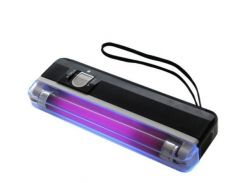 Детектор валют портативный ручной ультрафиолетовый DL-01
