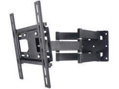 """Крепление для ТВ с поворотом 26""""-55"""" CP402 настенный поворотный кронштейн держатель для тв мониторов стойка"""