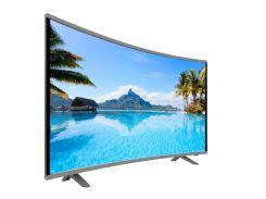 "Телевизор LED JPE 32"" 'DU1000 с изогнутым экраном"