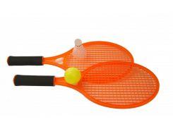 Ракетка M 5675 (Оранжевый)