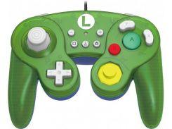 Игровой манипулятор Hori Battle Pad for Nintendo Switch Luigi Edition