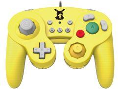 Игровой манипулятор Hori Battle Pad for Nintendo Switch Pikachu Edition