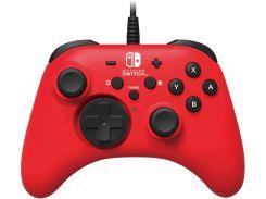 Игровой манипулятор Hori Horipad for Nintendo Switch Red