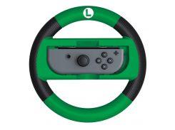 Игровой манипулятор Hori Deluxe Racing Wheel Mario Kart 8 Attachment (Luigi)
