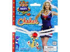 Lady Navy Кулон с якорем