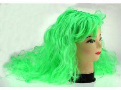 Парик ET зеленый длинный 60 см (PC401)