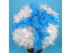Парик ET бело синий (PC2B)
