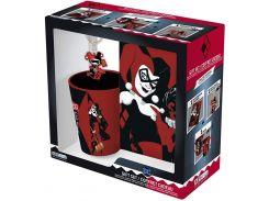 Подарочный набор Abystyle DC Comics - Harley Quinn pack (ABYPCK164)