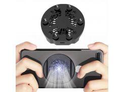 Универсальный кулер-вентилятор для смартфона и планшета Sandy Union PUBG Mobile Z10