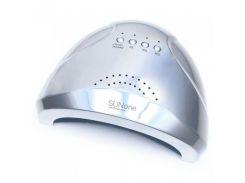 УФ лампа для ногтей Sun 1 CCFL LED 48W сушилка сенсор гель лак Серая перламутровая